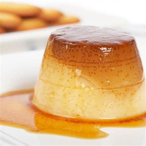 cuisine minceur az recette flan au caramel facile