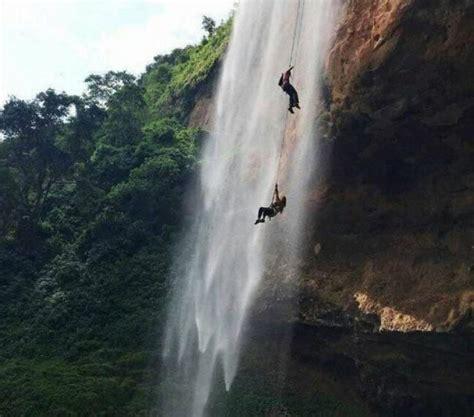 Rock Climbing Experience Sipi Falls Mount Elgon