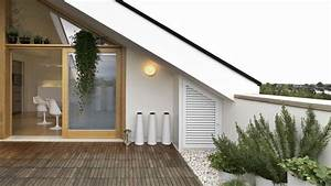 Balkon Nachträglich Anbauen : dachloggia beeindruckender freisitz ganz oben ~ Lizthompson.info Haus und Dekorationen
