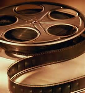 Old Movie Film Reels