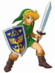Ilustraciones y artwork de 'The Legend of Zelda' | ion litio