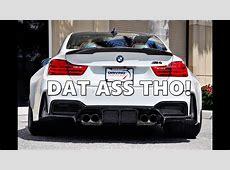 Vorsteiner BMW M4 GTRS4 Wide Body YouTube