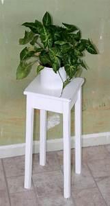 Beistelltisch Antik Weiß : massivholz blumentisch 60cm beistelltisch wei antik quadratisch pappel massiv ~ Sanjose-hotels-ca.com Haus und Dekorationen