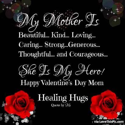 Mom Valentines Happy Quotes Valentine Wishes Mother