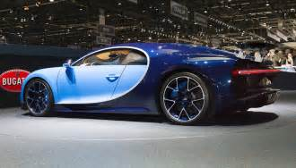 Most Powerful Production Car by The Bugatti Chiron The Most Powerful Production Car