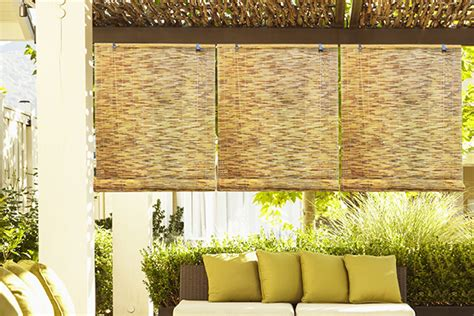 Bamboo Roller Blinds by Bamboo Roller Blinds Cape Town Cape Town Blinds