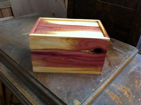 simple cedar box jupiter  breadly  lumberjockscom