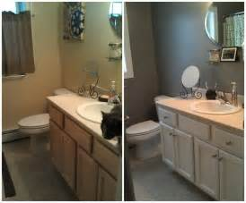 painting bathroom vanity ideas bath cabinetry decorations bathroom outstanding doit your shelf repainted neutral oak wood