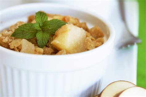 dessert aux pommes sante croustade aux pommes nautilus plus nautilus plus