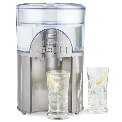 Cuisinart CleanWater   Water Filtration System   The Green Head