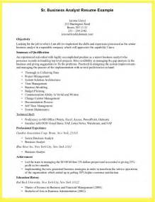 Business Analyst Resume Example 5 Ilivearticles Info