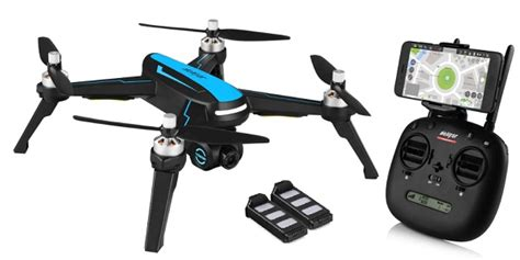 Helifar B3 Gps Enabled Camera Drone With Dual Battery Pack