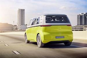 Looking At The Volkswagen ID Buzz Concept Never Gets Old