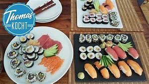 Sushi Selber Machen : sushi selber machen nigiri maki sushi und california ~ A.2002-acura-tl-radio.info Haus und Dekorationen