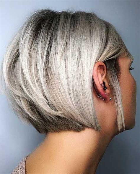 25 Latest Short Straight Hair Ideas for 2019 Fine