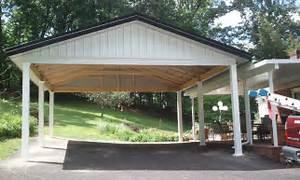 Image of: Garage Carport Design Idea Home Design Idea Radioritas Considerations On Choosing The Safest Carport Designs
