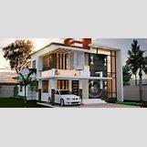 Vanitha Veedu Plans Contemporary House   520 x 245 jpeg 48kB