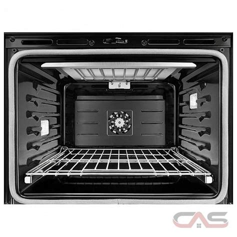 jenn air euro style jjwds single wall oven  exterior width  compartment  clean