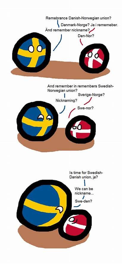 Polandball Sweden Necrophilia