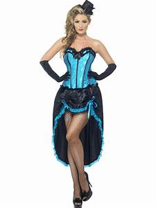 adult burlesque dancer costume 22188 fancy dress ball With robe cabaret