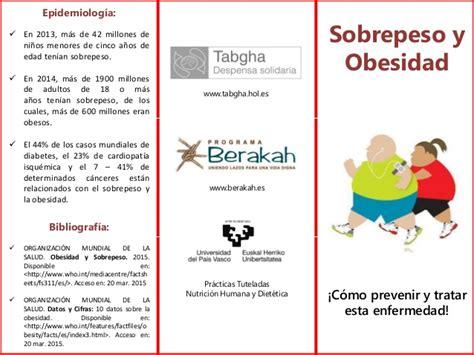obesidad sobrepeso  diabetes