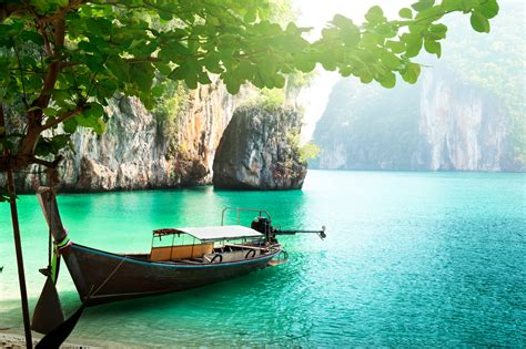 World Visits Thailand Islands Interesting Tourists Spot