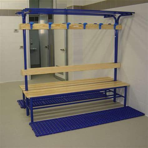 Locker Room Bench  Street Furniture Suppliers Larkin