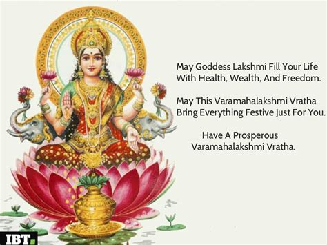 In our house, we celebrate tamil varusha pirappu in a simple manner. Happy Varamahalakshmi festival 2018: Best quotes, messages ...