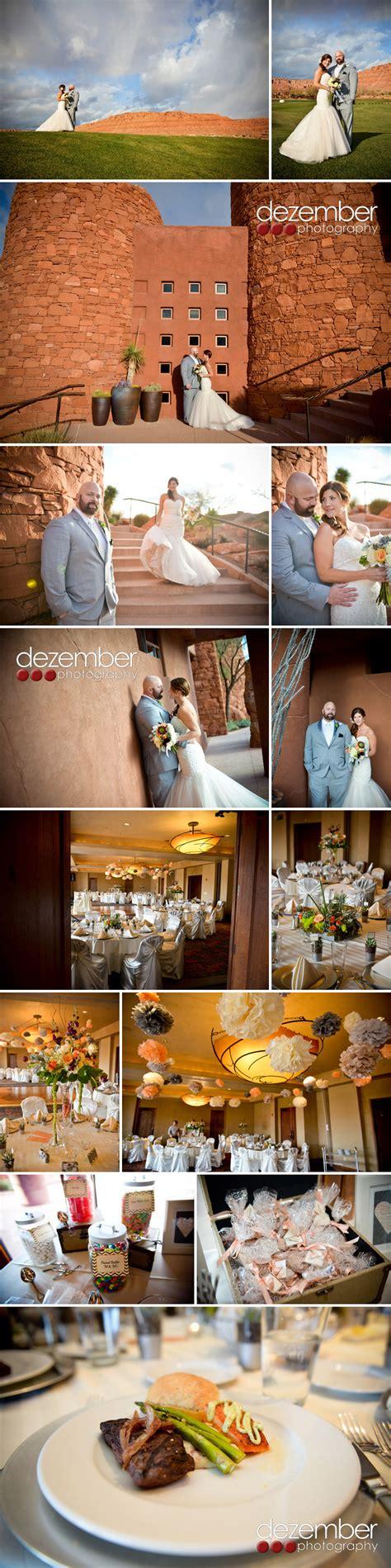 brandon amy st george wedding photographers
