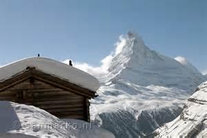 Matterhorn Switzerland Winter