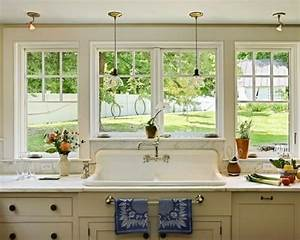 Window Over Kitchen Sink Home Design Ideas, Pictures