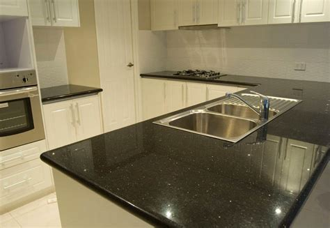 Black Granite Bench Tops by Amazing Polished Concrete Benchtops Hgnv