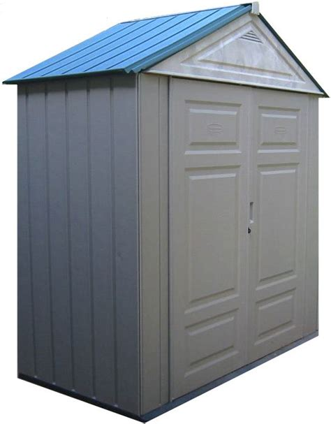 Rubbermaid Storage Shed by Rubbermaid Big Max Jr Shed Ebay