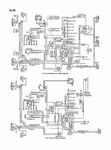 Wiring Diagram For 1946 Chevrolet Passenger Car And Truck