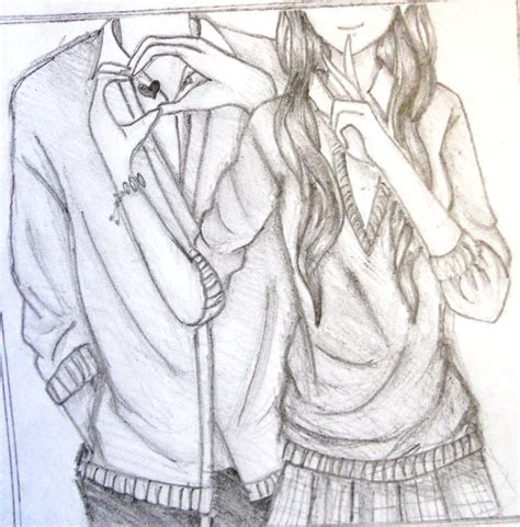 Best Anime Drawings Pencil Drawing Anime Best Couples Pencil Images Drawing Artistic