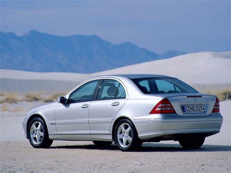 Mercedesbenz Klasy C W203 (20002006)  Dobry, Ale