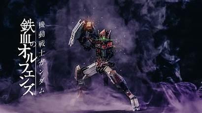Iron Gundam Orphans Blooded Flauros Teahub Io