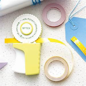 retro embossing label maker by oh my notonthehighstreetcom With cute label maker online