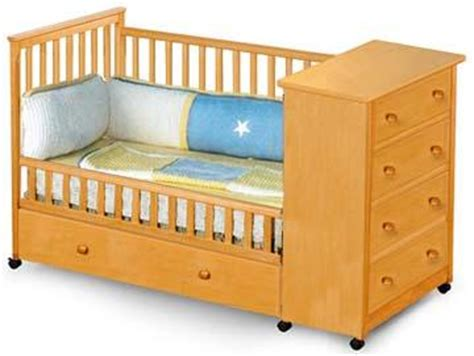 baby convertible captains crib woodworking plans  paper ebay