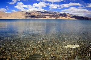 Tso Moriri Lake Mountain Lake Of Ladakh