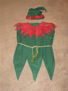 Easy Elf Costume Pattern