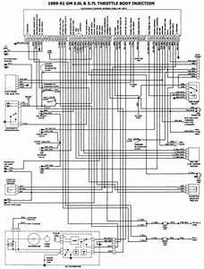 92 Cadillac4 9 Liter Wiring Diagram Inside Distributor