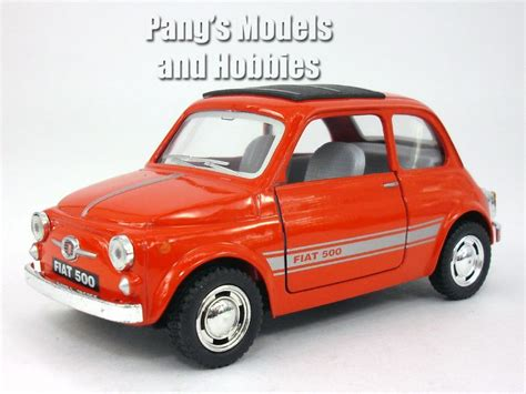 Fiat Weight by Classic Fiat 500 1 24 Scale Diecast Metal Model By