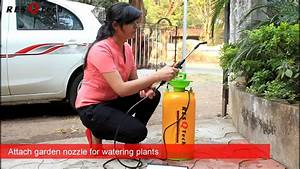Resqtech 14 Liter Manual Car Washer