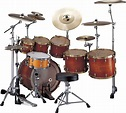 The unbelievably beautiful Yamaha Phoenix Drum Kits ...