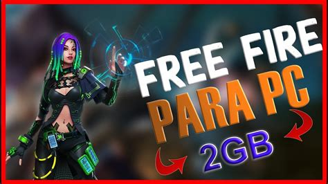 Garena free fire has been very popular with battle royale fans. Como Jugar Free Fire en PC Sin Emulador │GAMA BAJA - YouTube