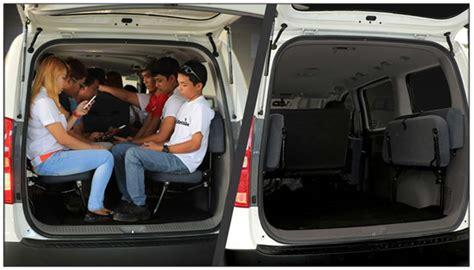 hyundai philippines rolls   seat grand starex super