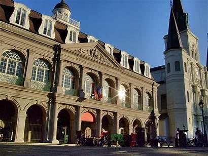 Cabildo Orleans Louisiana Historic Visit Jackson Square
