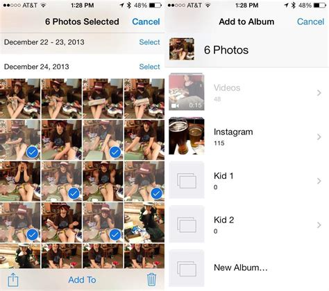 how to make a photo album on iphone iphone 6 tips how to create an album in photos how to add photos to existing albums on your iphone ios