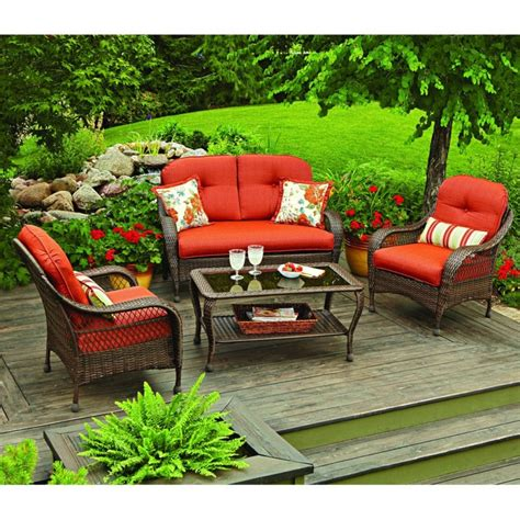 patio furniture from walmart walmart patio chair cushions real estate howldb